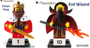 Lego Collectable Minifigures Series 13 71008 Review By Whitefang