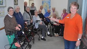 Abbeyfield Society aged care facility walk to WA | Barossa & Light Herald |  Tanunda, SA