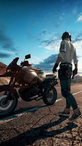 Pubg Bike Wallpapers لعبة ببجي خلفيات دراجة عرب تايم In 2020