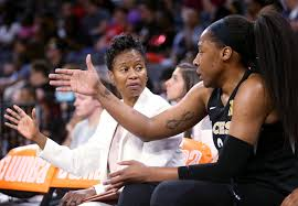 Former Stars head coach relishes assistant's role with Aces | Las ...