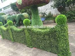 Outdoor Decoration Artificial Fence Boxwood Hedge View Artificial Fence Cia Gf015 Product Details From Dongguan Zhongcheng Artificial Plants Co Ltd On Alibaba Com