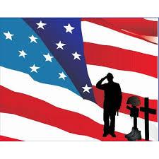Custom Wall Decal Vinyl Sticker Usa Memory Salute Patriotism Bedroom Bathroom Living Room Mural 20 X30 Walmart Com Walmart Com