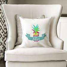 Name Pillow Cover Personalized Pillow C Buy Online In Guam At Desertcart