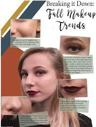breaking it down fall makeup looks