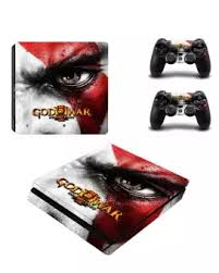 God Of War 3 Vinly Sticker For Ps4 Slim Buy Online At Best Prices In Pakistan Daraz Pk