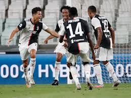 Juventus clinch ninth successive Serie A title after edging past Sampdoria  - Live Sport Centre