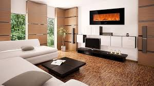 electric fireplace options for small rooms