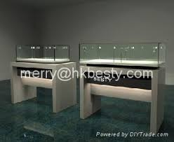 jewelry display cases displays