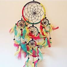 Dream Catchers Multi Coloured Kids Room Dreamcatcher Native American Indian Ebay