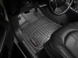 chevrolet traverse weathertech floor