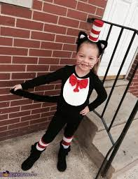 makeup for cat in the hat costume