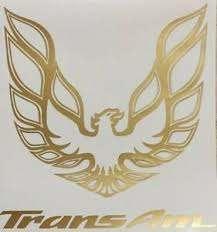 Pontiac Trans Am Firebird Vinyl Window Decal 6 To 28 Ebay