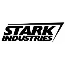 Stark Industries Decal Sticker Iron Man Decal Thriftysigns