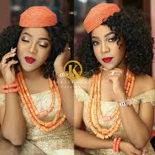 traditional nigerian brides