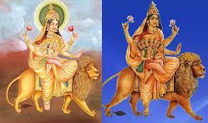 நவராத்திரி 5ம் நாள்: மகேஸ்வரி
