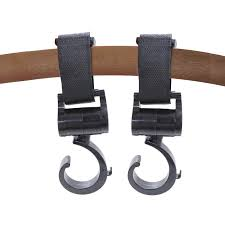 hanger stroller hooks rotate 360 degree