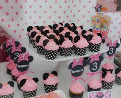 Fiesta De Cumpleanos De Minnie Mouse