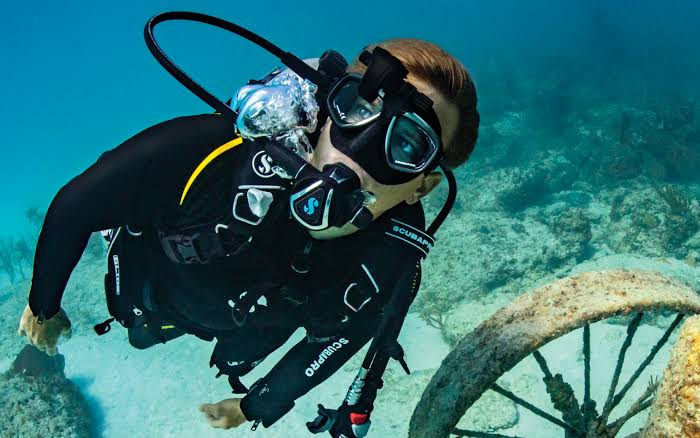 The Origin of Scuba Diving