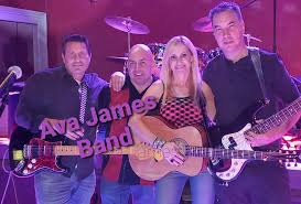 The Ava James Band