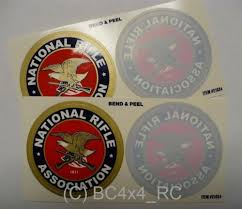 Sell 4 Nra National Rifle Association Stickers Decals Official Inside Outside Motorcycle In Beavercreek Oregon United States For Us 10 50