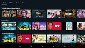 Amazon Prime Video 4.14.3 for Android TV compatible Xiaomi Mi Box up to 4K  HDR