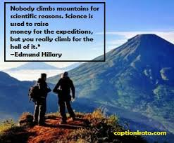 ide kata motivasi pendaki lucy feng