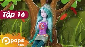 Chị Hai Bé Xíu- Tập 16 - Bốn Nàng Tiên Mùa - Búp Bê Barbie - YouTube