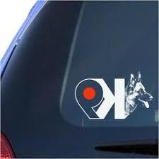 German Shepherd Stickers For Car Windows Windows55