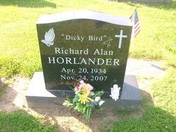 Richard Alan Horlander (1934-2007) - Find A Grave Memorial
