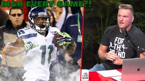Percy Harvin was HIGH For Every NFL Game?! - YouTube