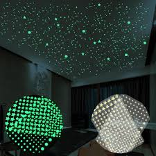 Wall Stickers Luminescent Light Sticker Glow Dark Star Wall Stickers Round Dot Luminous Kids Room Decor Window Cheap Wall Murals And Decals Cheap Wall Sticker From Goodcomfortable 1 24 Dhgate Com