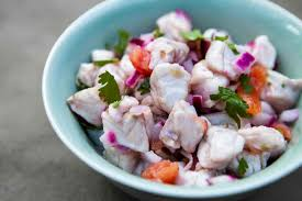 Ceviche {Simple and Delicious ...