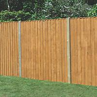 Feather Edge Fence Panels Fence Panels Screwfix Com