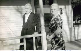 Henry and Marietta (Hulbert) Harrison
