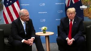Donald Trump Meets With Scott Morrison ...