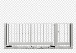 Gate Fence Garden Wrought Iron Gate Angle Rectangle Fence Png Pngwing