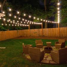 Easy Patio Lighting Designs To Create Yourself To Add Beauty To Your Backyard Outdoor Patio L Outdoor Lighting Design Backyard Lighting Diy Outdoor Lighting