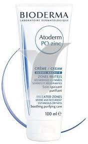 bioderma atoderm po zinc cream