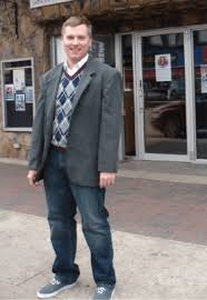 Meet Aaron Brown, Iron Range author, college instructor, and radio ...