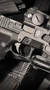 glock 17 self loading gun weapon