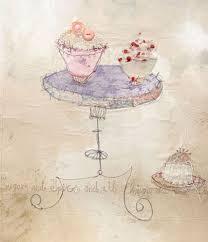 Priscilla Jones Cake Stand,2007,Mixed Media – Priscilla Edwards