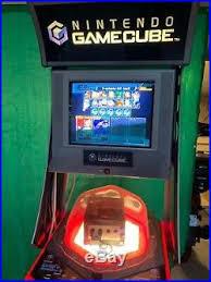 nintendo gamecube video game console