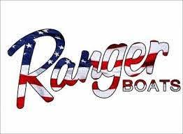 Ranger Boats Usa Logo 12 Vinyl Vehicle Decal Usa Graphics Watercraft Sticker Ebay