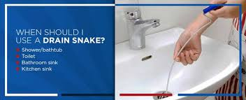 how to unclog a drain with a drain snake