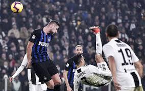 Juve Inter, il risultato dei derby d'Italia allo Stadium