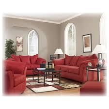 7500138 ashley furniture darcy salsa