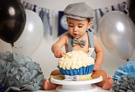 1st birthday cakes for baby boys s