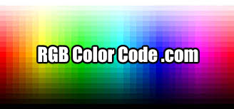 𝗥𝗚𝗕 𝗖𝗢𝗟𝗢𝗥 𝗖𝗢𝗗𝗘 the best color picker