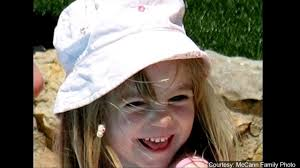 disappearance of Madeleine McCann ...