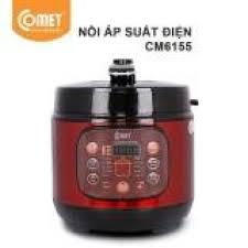 GIÁ BÁN Nồi áp suất điện Comet CM6155 - 6 lít, 1000W TRÊN SÀN TMDT